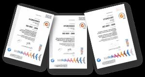 certificats sgs